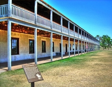 Fort Laramie National Historic Site WY