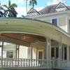 Fort Myers F L Murphy Burroughs House Porch