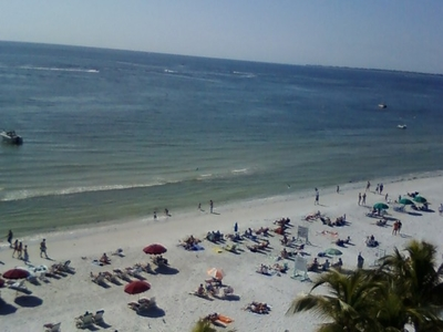 Fort  Myers  Beach From  Lani  Kai Terrace
