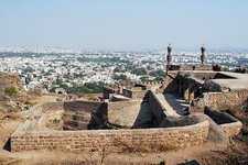 Fort Overlooking The City