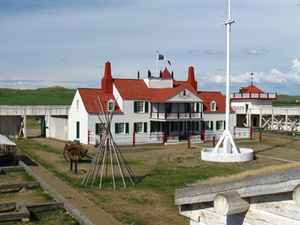 Fort Union Trading National Post Historical Site