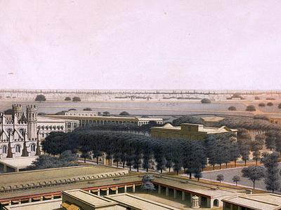 Fort William, India