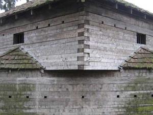 Fort Yamhill Estado Área de Patrimônio