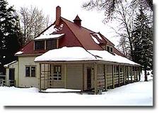 Fort Yellowstone - Guard House - USA