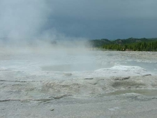 Fountain Geyser