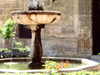Fountain Of La Plaza De San Andres