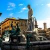 Fountain Of Neptune - Piazza Della Signoria - Florence