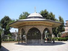 Fountain (Şadırvan) For Ritual Ablutions