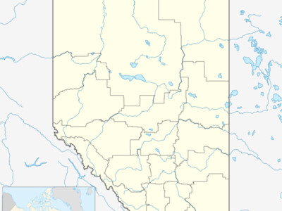 Fox Creek Is Located In Alberta