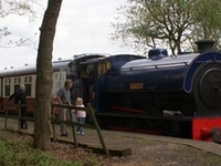 Foxfield Light Railway
