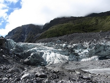 Fox Glacier @ Tai Poutini National Park NZ