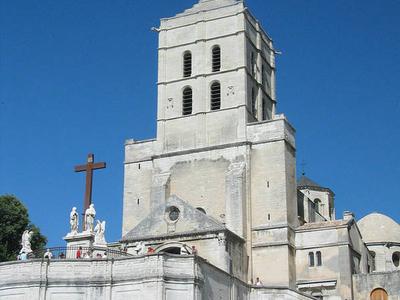 France  Avignon  Notre  Dame Des  Doms