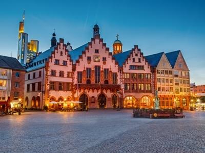 Frankfurt - Romerberg Eastside