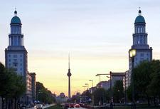 Frankfurter Tor, View To Alexanderplatz