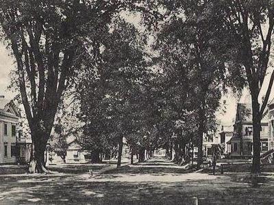 Franklin  Street Greenfield