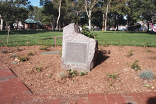 Franklin Square NRHP Plaque