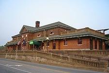 Fredericksburg Amtrak Station