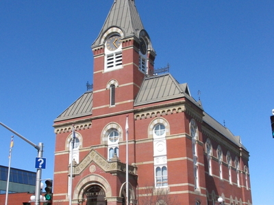 Fredericton  City  Hall