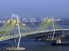 Fred  Hartman  Bridge  Houston