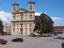 Fredrikskyrkan In Karlskrona