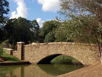 Freedom Park Bridge, Charlotte