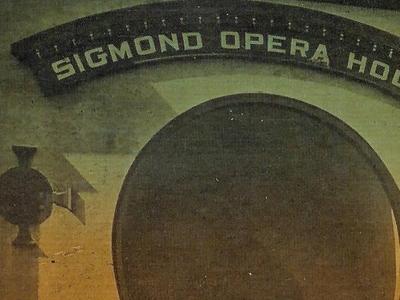 Freeport Sigmond  Opera  House