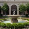Courtyard Of The Freer Gallery Of Art