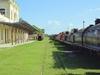 Freight Rail Station
