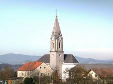 Freinberg Parish Church, Upper Austria, Austria