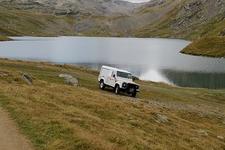 French Alps - Land Rover Safari