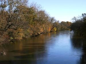 Amplio río francés