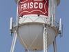 Frisco  Downtown  Water Tower