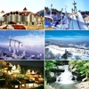 From Top Left Intercontinental Alpensia Pyeongchang Resort Ski J