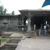 Front Entrance-Thousand Pillar Temple