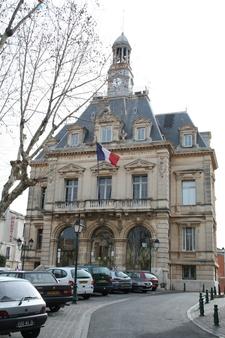Frontignan Town Hall