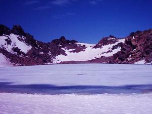 Climb Sabalan Peak