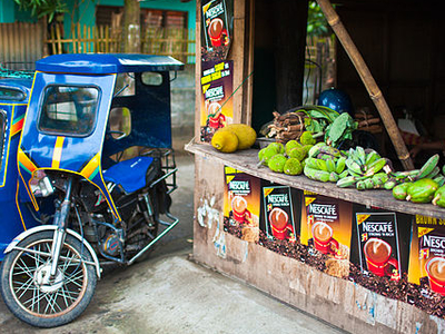 Fruit Stand Donsol