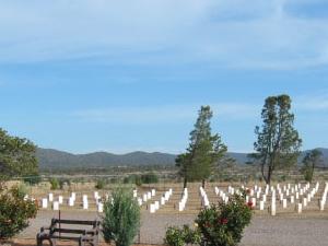 Fort Bayard Cementerio Nacional