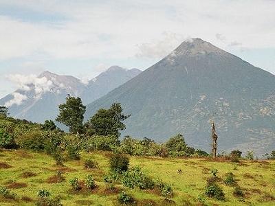 Fuego - Acatenango & Agua Volcanoes