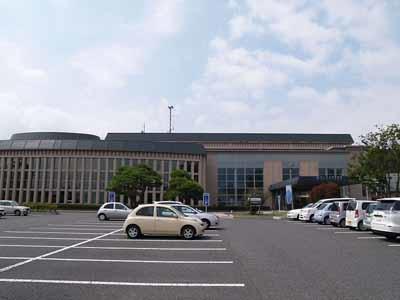 Fujikawaguchiko Town Hall