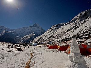 Annapurna Base Camp Trek - 12 Days Photos