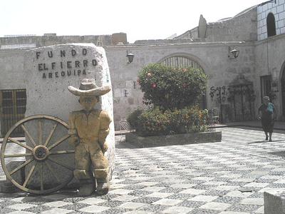 Fundo El Fierro - Arequipa
