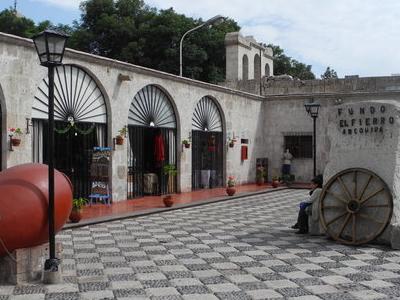 Fundo El Fierro Market