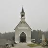 Funeral Chapel, Waldneukirchen, Upper Austria, Austria