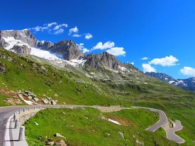 Furka Pass - Switzerland