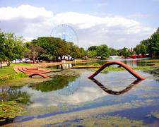 Fair Park Lake Monster