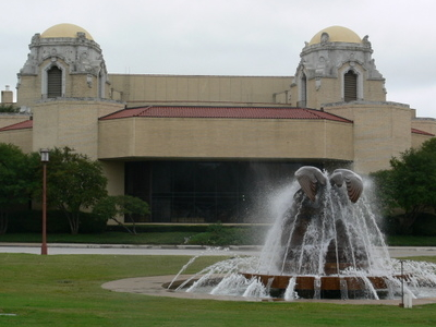 Fair Park Music Hall