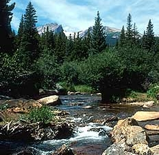 Fall River Pass