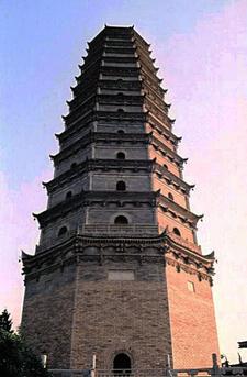 Famen Temple Pagoda