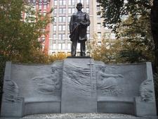 Memorial To Admiral Farragut